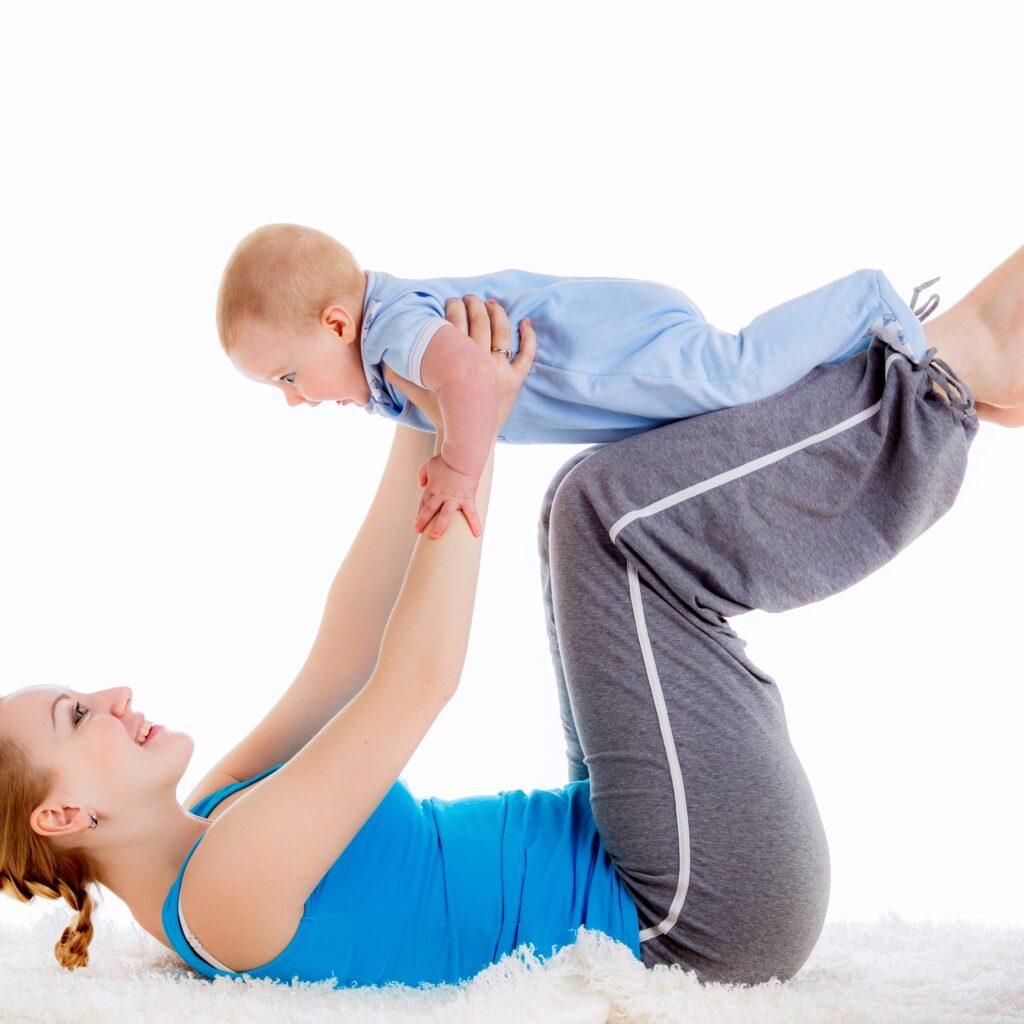 entrenar-despues-embarazo