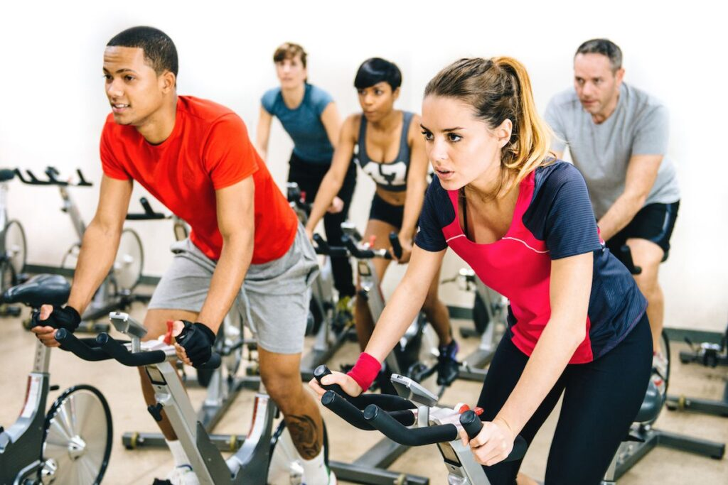 Postura Ciclo Indoor