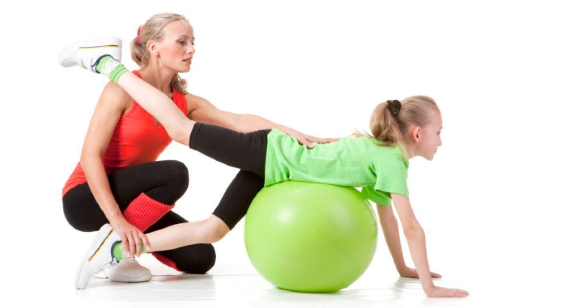 Pilates Infantil FEDA