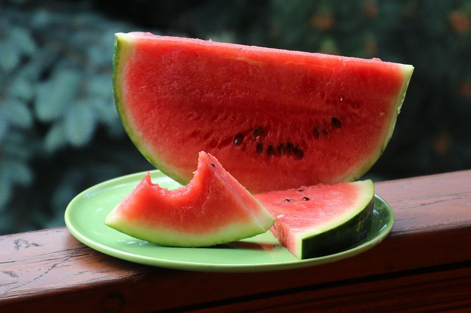Frutas verano FEDA