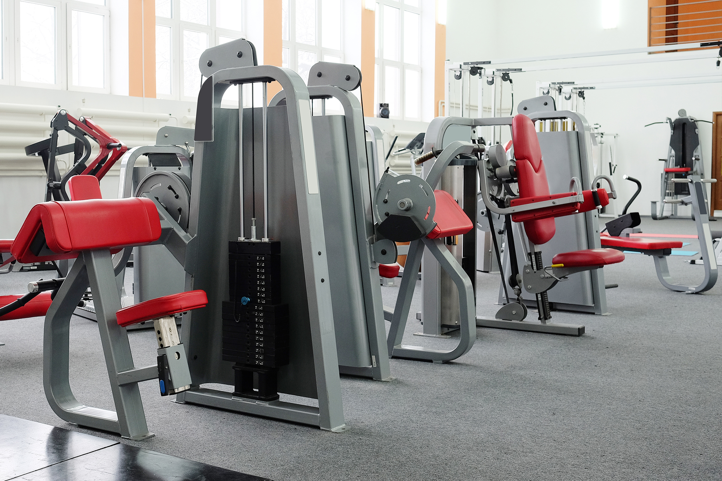 Errores Sala Fitness