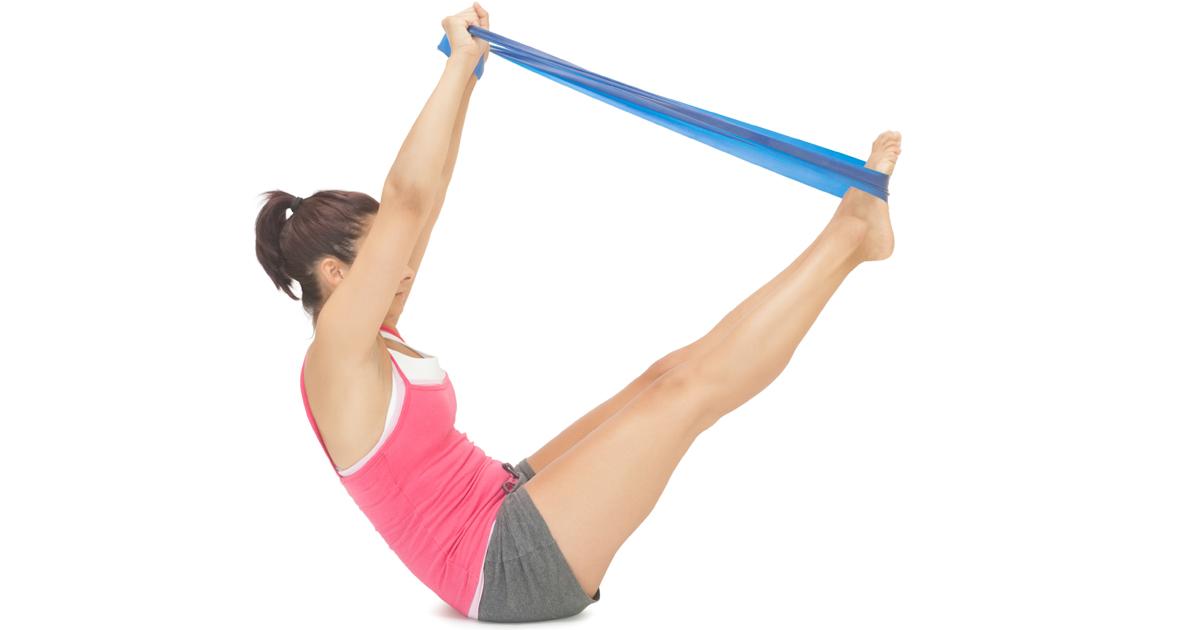Pilates Bandas Elasticas