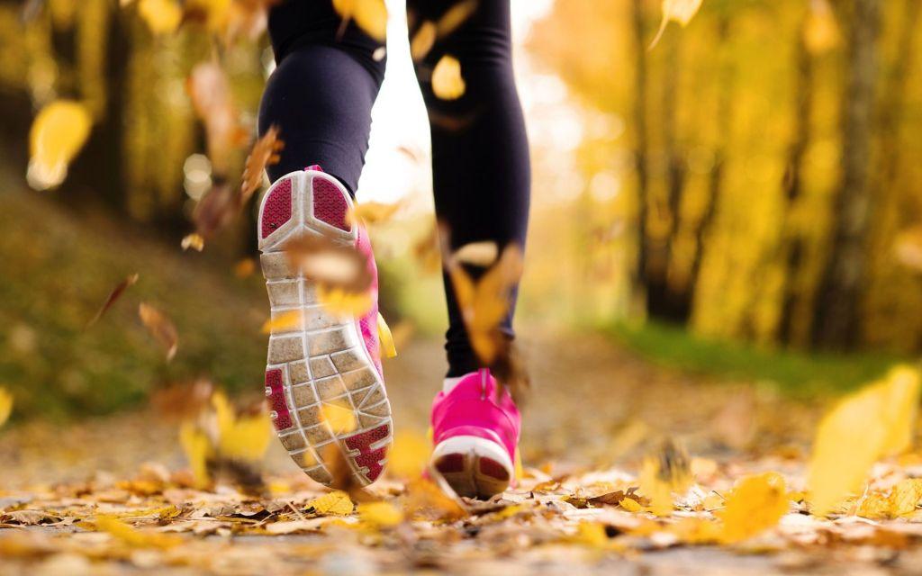 Correr en otoño