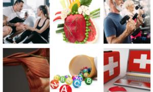 Fitness nutricion patologias suplementacion primerosauxilios