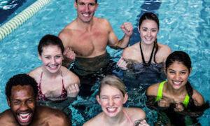fitness acuático