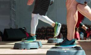 aerobic y step