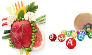 nutrición y suplementación